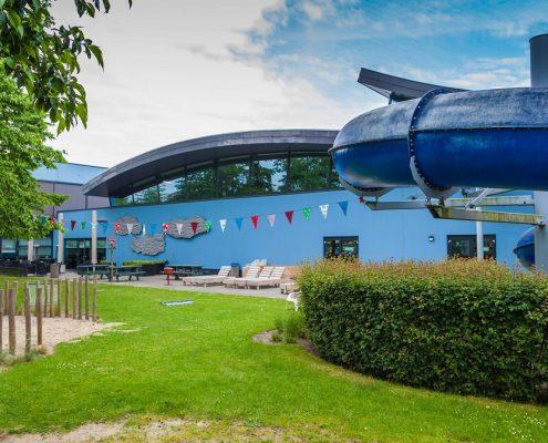Zwembad drieburcht geopend in december univers